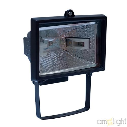 ams light halogenstrahler baustrahler strahler 500w schwarz ip44 bemko led leuchten lampen. Black Bedroom Furniture Sets. Home Design Ideas