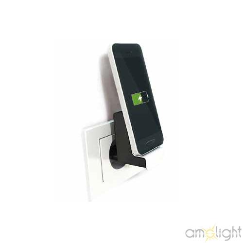ams light handy akku ladestation smartphone st nder original halter micro usb ladeger t rot. Black Bedroom Furniture Sets. Home Design Ideas